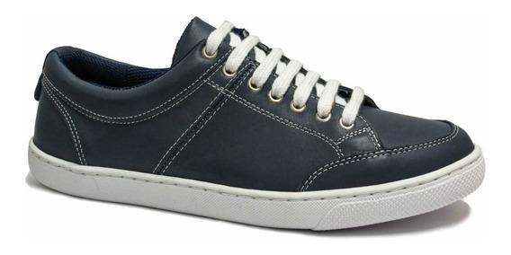 Zapatillas Hombre Urbanas Cuero Free Comfort 46 Al 50 J250xl