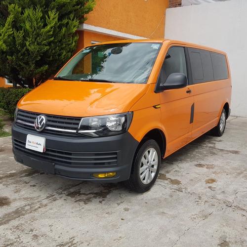 Imagen 1 de 15 de Volkswagen Transporter Aut Equipada 2018