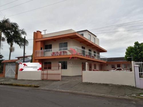 Imagem 1 de 13 de Pousada À Venda, 599 M² Por R$ 1.200.000,00 - Praia Da Cal - Torres/rs - Po0007