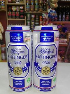Cerveza Alemana Oettinger Pils En La De 500 Ml