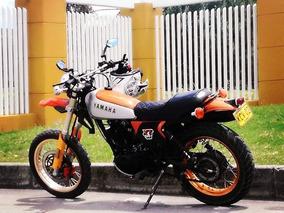 Yamaha Xt500 Mod. 82