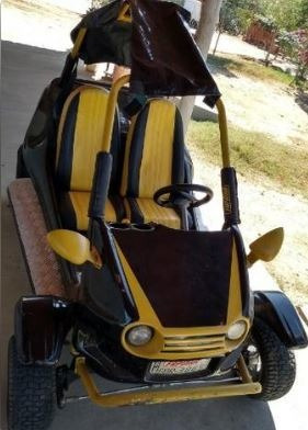 Mini Buggy Fapinha. Motor Honda 160cc. Perfeito Estado