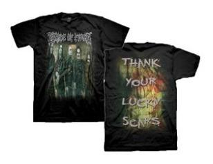 Cradle Of Filth Playera Camiseta Grande Original Dimmu Dist0