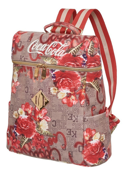 Bolsa Costas Coca Cola Monograma - U