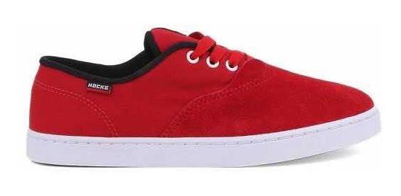 Tênis Hocks Sonora Vermelho