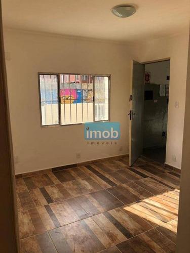 Imagem 1 de 26 de Apartamento À Venda, 42 M² Por R$ 250.000,00 - Aparecida - Santos/sp - Ap7382
