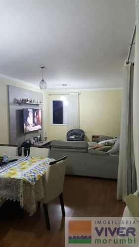Imagem 1 de 14 de Apartamento Para Venda No Bairro Vila Prel Em São Paulo Â¿ Cod: Nm3341 - Nm3341