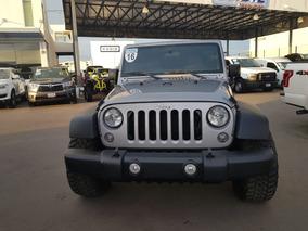 Jeep Wrangler 3.6 Unlimited Sahara 4x4 At