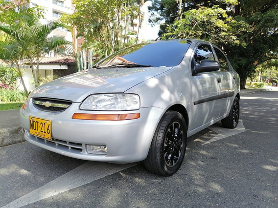 Chevrolet Aveo Family 2010 Mt 1.5