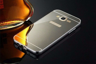 Capa Case Bumper Alumínio Celular Galaxy J5