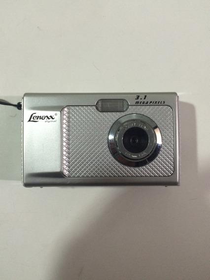 Câmera Lenox Digital Compacta - 3.1 Megapixels