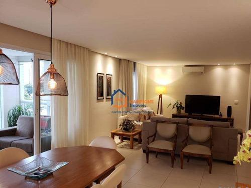Apartamento Com 3 Dormitórios À Venda, 186 M² Por R$ 2.300.000,00 - Vila Leopoldina - São Paulo/sp - Ap2817