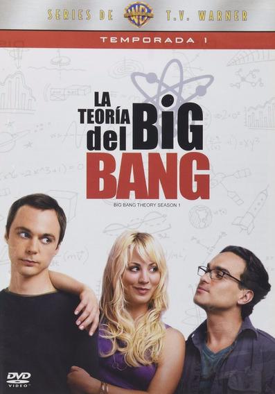 La Teoria Del Big Bang Theory Primera Temporada 1 Uno Dvd