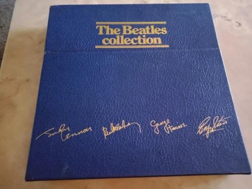 Colección De Los Beatles Reino Unido Versión Bc13 Vinyl Box