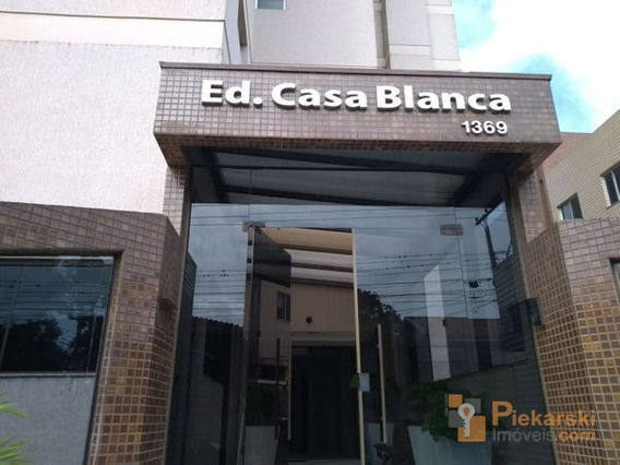 Apartamento Padrão Com 3 Quartos No Edifício Casa Blanca - 1114-v