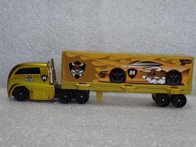 Caminhão Hauler - Maisto - Loose - 21 Cm Comprimento