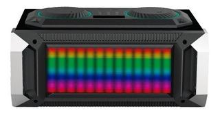 Reproductor De Sonido Excess Luz Led Musica Audio Bluetooth