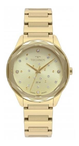 Relógio Technos Elegance Crystal 2036mkh