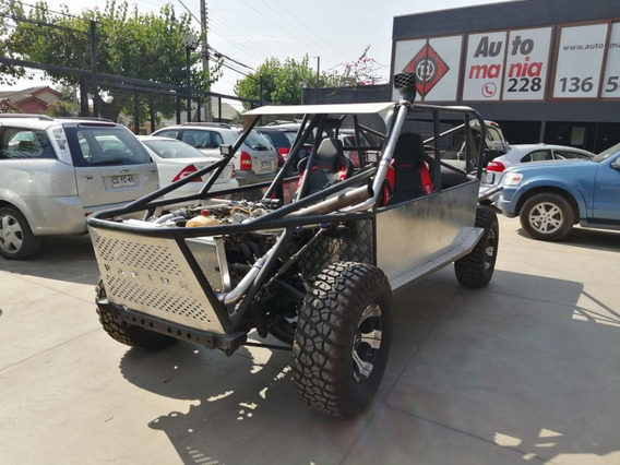 Buggy Toyota Hilux.