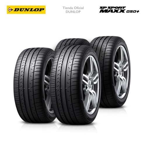 Kit X4 Cubiertas 245/50zr18 (100w) Dunlop Sport Maxx 050+