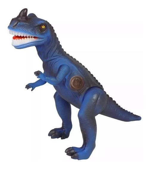 Tiranossauro Rex Dinossauro Com Som - Bee Toys - Brinquedo