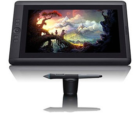 Mesa Digitalizadora Wacom Cintiq Interativo 13 Hd Pen