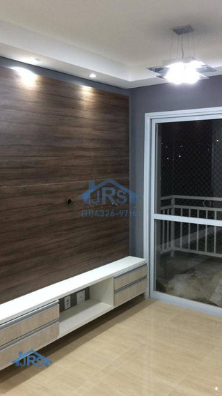 Apartamento Com 2 Dormitórios - Ap2454