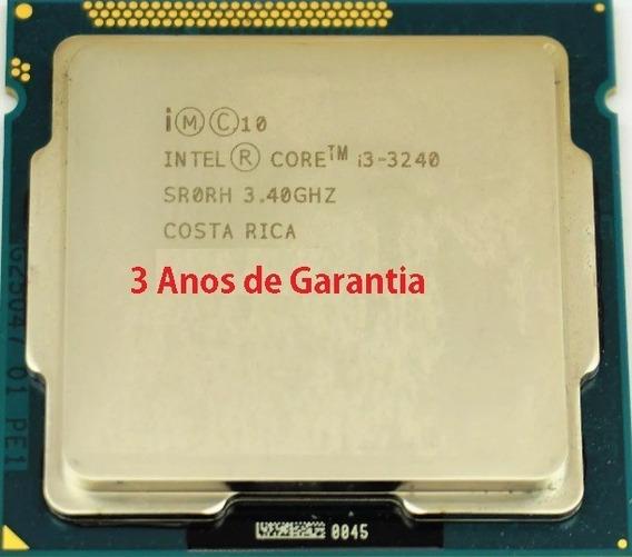 Processador Intel® Core I3-3240 3.40 Ghz Lga 1155 Oem 3° Ger