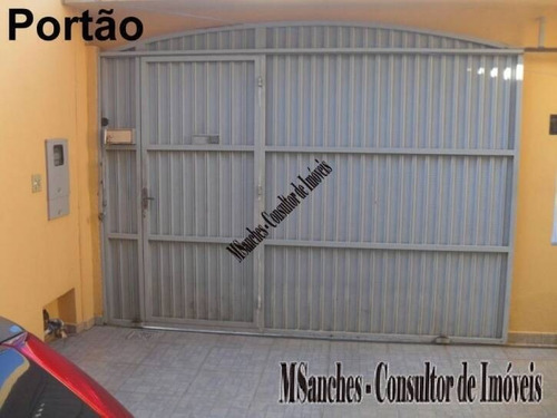 Imagem 1 de 15 de Casa Sobrado Para Venda No Jardim Ana Guilherme Em Salto De Pirapora. - 02410