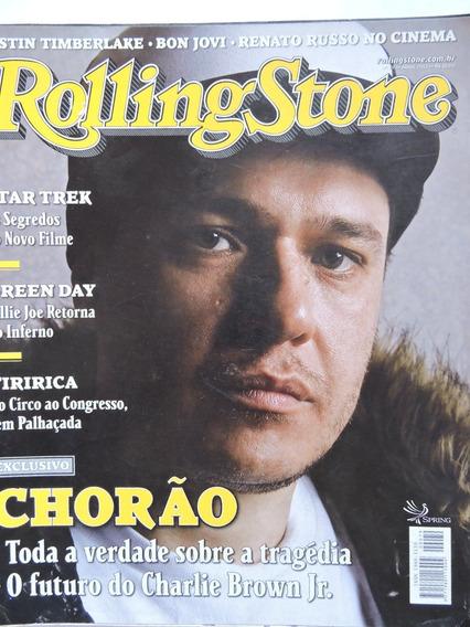 Revista Rolling Stone N 79-charlie Brown,bon Jovi,cazuza