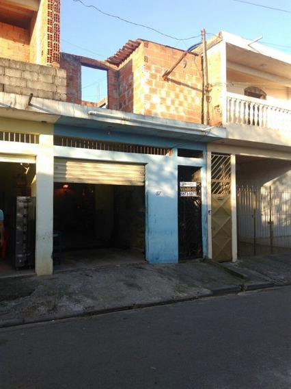 Ótima Para Renda, 3 Casas No Mesmo Terreno E Salão Comercial !!! - 0252 - 4518737