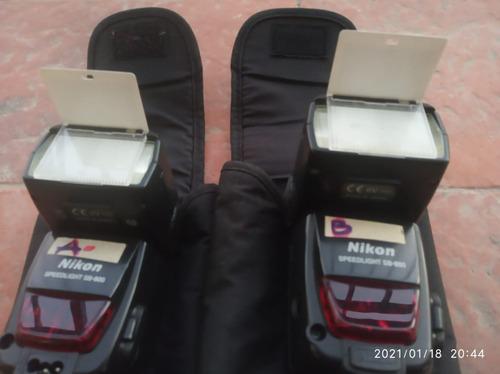 Imagem 1 de 6 de 2 Flash Nikon Sb800 + Haze - Frete Gratis - Peça Desconto