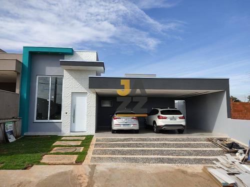 Imagem 1 de 6 de Linda Casa Com 3 Dormitórios À Venda No Condomínio Solar Das Esmeraldas, 173 M² Por R$ 955.000 - Jardim Primavera - Nova Odessa/sp - Ca12877