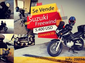 Suzuki Xf650 (freewind) 2003