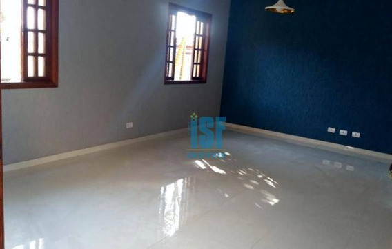 Casa Com 3 Dormitórios À Venda, 110 M² Por R$ 530.000 - Jardim Da Glória - Cotia/sp - Ca1587. - Ca1587