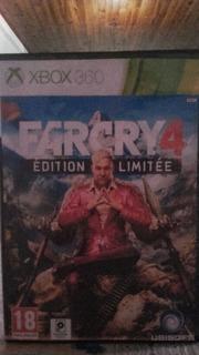 Farcry4 Edition Limitée Xbox 360