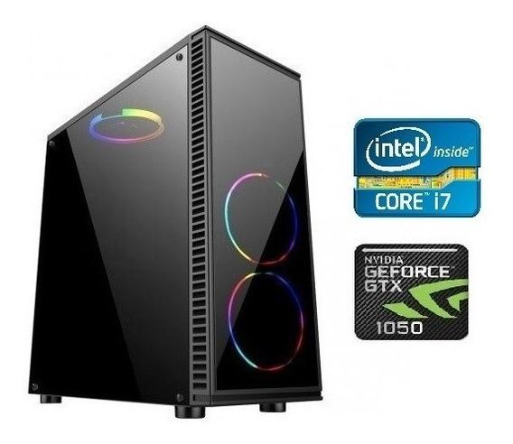 Pc Cpu Gamer Core I7 4790 4.0ghz 16gb 240gb+1tb Gtx1050