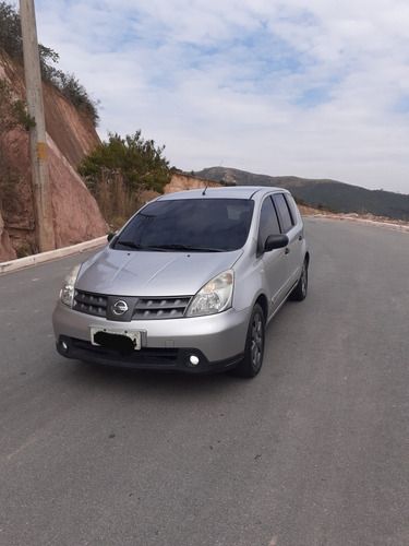 Nissan Livina 2010 1.6 S Flex 5p