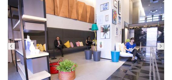 Alugo Apartamento Estúdio Mobiliado E Decorado.
