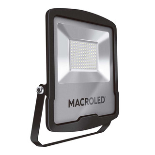 Pack X4 Reflector Led Macroled 100w 220v Ideal Cancha Futbol