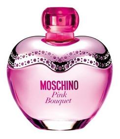Moschino Pink Bouquet Feminino