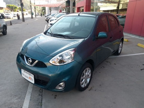 Nissan March 2016 Impecável.