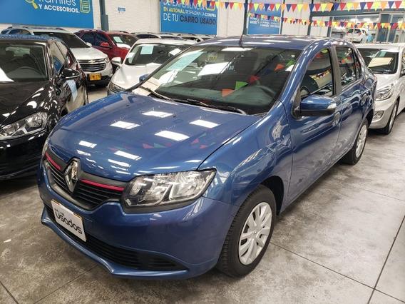 Renault New Logan Expression 1.6 2017 Jcx831