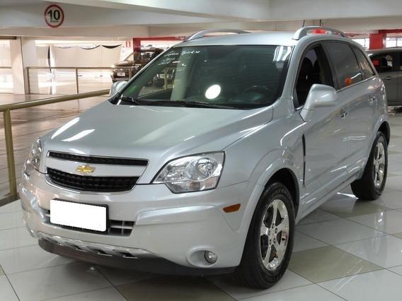 Chevrolet Captiva 3.0 Awd Prata V6 24v Gasolina 4p Aut. 2011