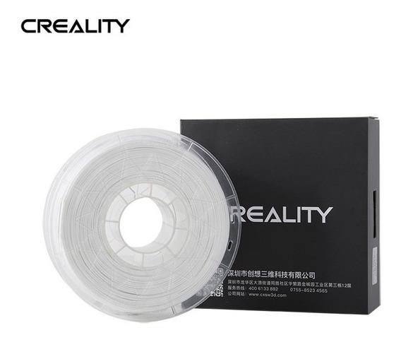 Filamento St Abs 175mm Premium 1kg Branco White Creality 3d