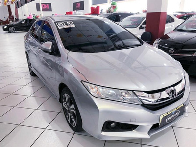 Honda City Ex Automatico 2016, Unico Dono
