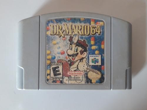 Juego Nintendo 64 N64 - Dr. Mario