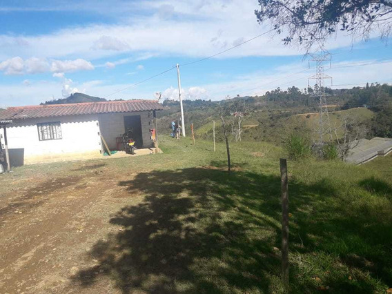 Casa Lote En La Via San Vicente 5450 Mts 180 Mill