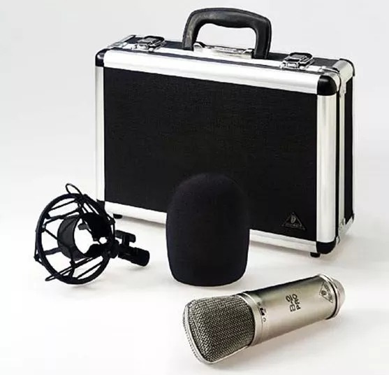 Microfone Condensador Profissional Behringer B2 Pro