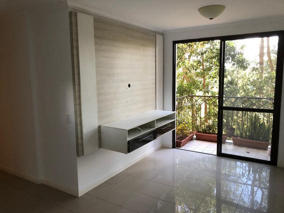 Apartamento Com 2 Dormitórios Para Alugar, 71 M² Por R$ 1.200,00/mês - Hyde Park - Cotia/sp - Ap0456